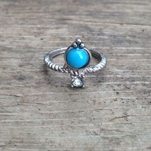 🎉LAST CHANCE 🎉 Ring Faux Turquoise